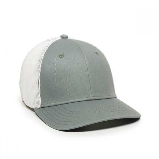 RGR-360M-Sage/White-One Size Fits Most