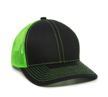 MBW-800SB-Black/Neon Green-Adult