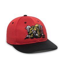 MIN-350-Batavia Muckdogs™ Red/Black 2BAH-Youth