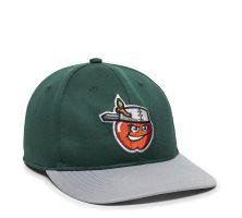 MIN-350-Fort Wayne Tincaps™ Dark Green/Light Grey 2FWH-Adult