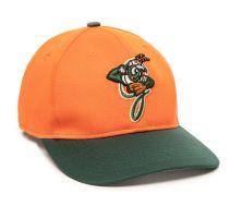 MIN-350-Greensboro Grasshoppers™ Orange/Dark Green 2GGH-Youth