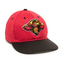 MIN-350-Rochester Red Wings™ Red/Black 2RWH-Adult