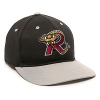 MIN-350-Wisconsin Timber Rattlers™ Black/Light Grey 2WTH-Youth