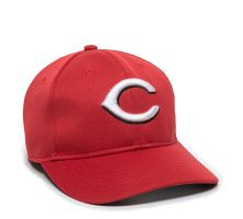 MLB-350-Cincinnati Reds™ Red 1CIH-HOME-Adult