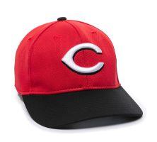 MLB-350-Cincinnati Reds™ Red/Black 1CIR-ROAD-Adult