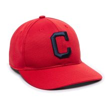 MLB-350-Cleveland Indians™ Red 1CLAH-ALT HOME-Adult
