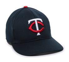 MLB-350-Minnesota Twins™ Navy 1MNH-HOME-Adult