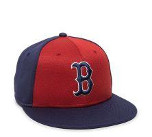 MLB-400-Boston Red Sox - 1BOC Colorblock-Adult