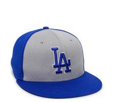 MLB-400-Los Angeles Dodgers - 1LAC Colorblock-Adult
