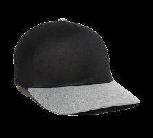 REEVO-Black/Heathered Grey-M/L