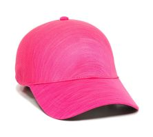 SHIFT-Heathered Pink-One Size Fits Most