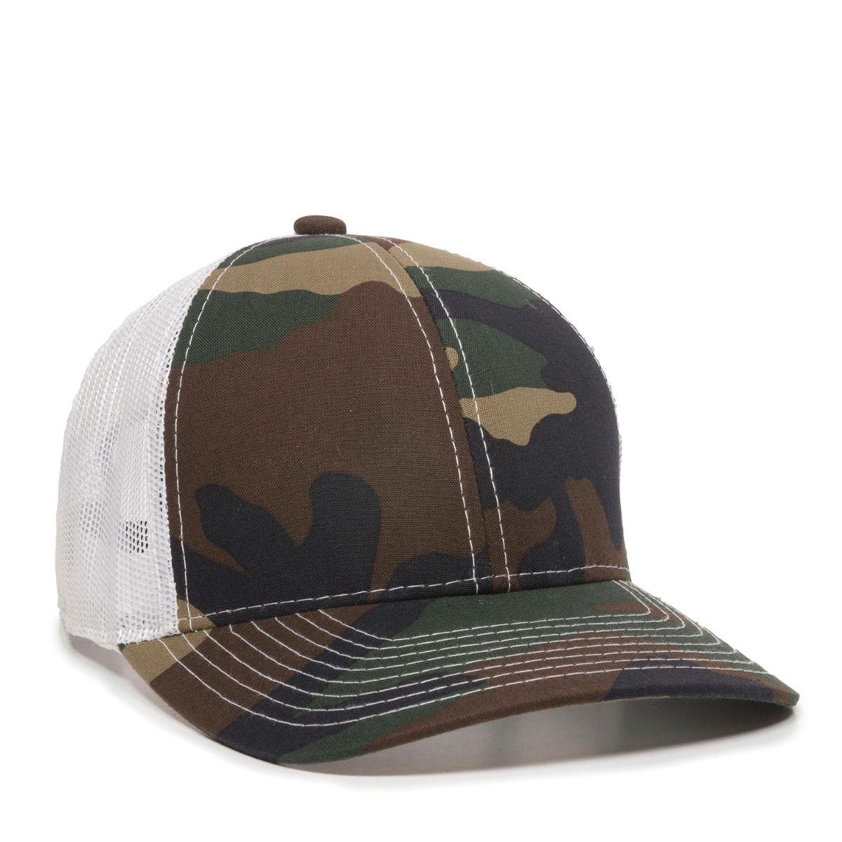 89cd16a3 MBW-800GC   Outdoor Cap - Team Headwear