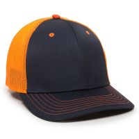 CT120M-Navy/Neon Orange-S/M