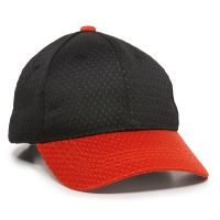 JM-123-Black/Orange-Adult