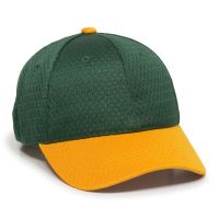 JM-123-Dark Green/Gold-Youth
