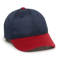 JM-123-Navy/Red-Youth