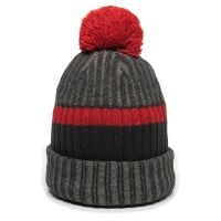KNF-200-Black/Red/Grey-One Size Fits Most