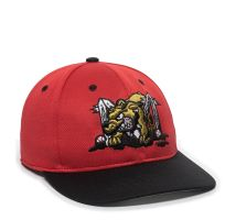 MIN-350-Batavia Muckdogs™ Red/Black 2BAH-Youth