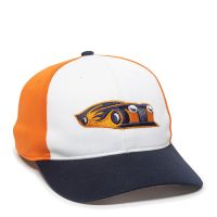 MIN-350-Bowling Green Hot Rods™ White/Orange/Navy 2BGH-Adult