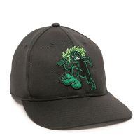MIN-350-Eugene Emeralds™ Black 2EE-Adult