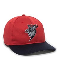 MIN-350-Louisville Bats™ Red/Navy 2LRH-Youth