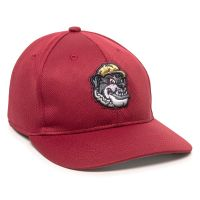 MIN-350-Mahoning Valley Scrappers™ Cardinal 2MSH-Adult