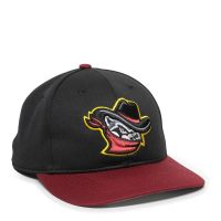 MIN-350-Quad Cities River Bandits™ Black/Red 2QCH-Youth