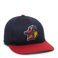 MIN-350-Toledo Mud Hens™ Navy/Red 2TMH-Adult