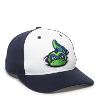 MIN-350-Vermont Lake Monsters™ White/Navy/Navy 2VE-Adult