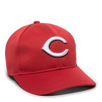 MLB-350-Cincinnati Reds™ Red 1CIH-HOME-Adult