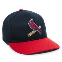 MLB-350-St. Louis Cardinals™ Navy/Red 1STAS-ALTERNATE 2-Youth