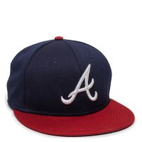MLB-400-Atlanta Braves - 1ATH HOME-Youth
