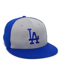 MLB-400-Los Angeles Dodgers - 1LAC Colorblock-Adult