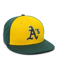 MLB-400-Oakland Athletics - 1OAC Colorblock-Adult