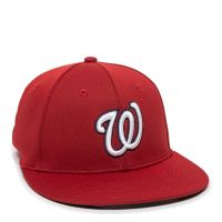 MLB-595-Washington Nationals - 1WNH HOME-S/M