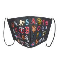 MLB-FM-Major League Baseball™ Black 1MLB-OSFM