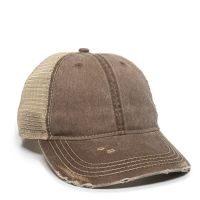 OC801-Brown/Tea Stain-One Size Fits Most