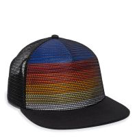 REDLBL108-Stripes-Black-Black-One Size Fits Most