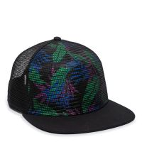REDLBL108-Tropical-Black-Black-One Size Fits Most