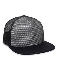 REDLBL108-White-Black-Black-One Size Fits Most