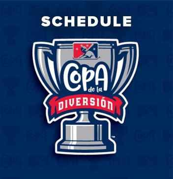 View COPA League Schedule