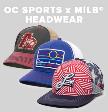 Browse MiLB Headwear by Outdoor Cap