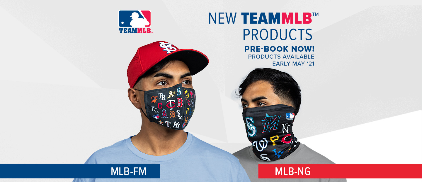 New TEAMMLB™ Products