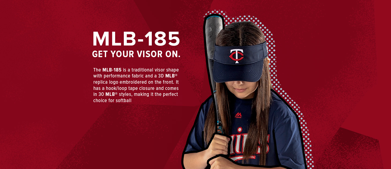 MLB-185 Replica Visor